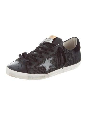 ... Golden Goose Superstar Low-Top Sneakers