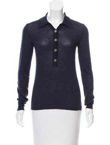 Golden Goose Wool & Cashmere Top None