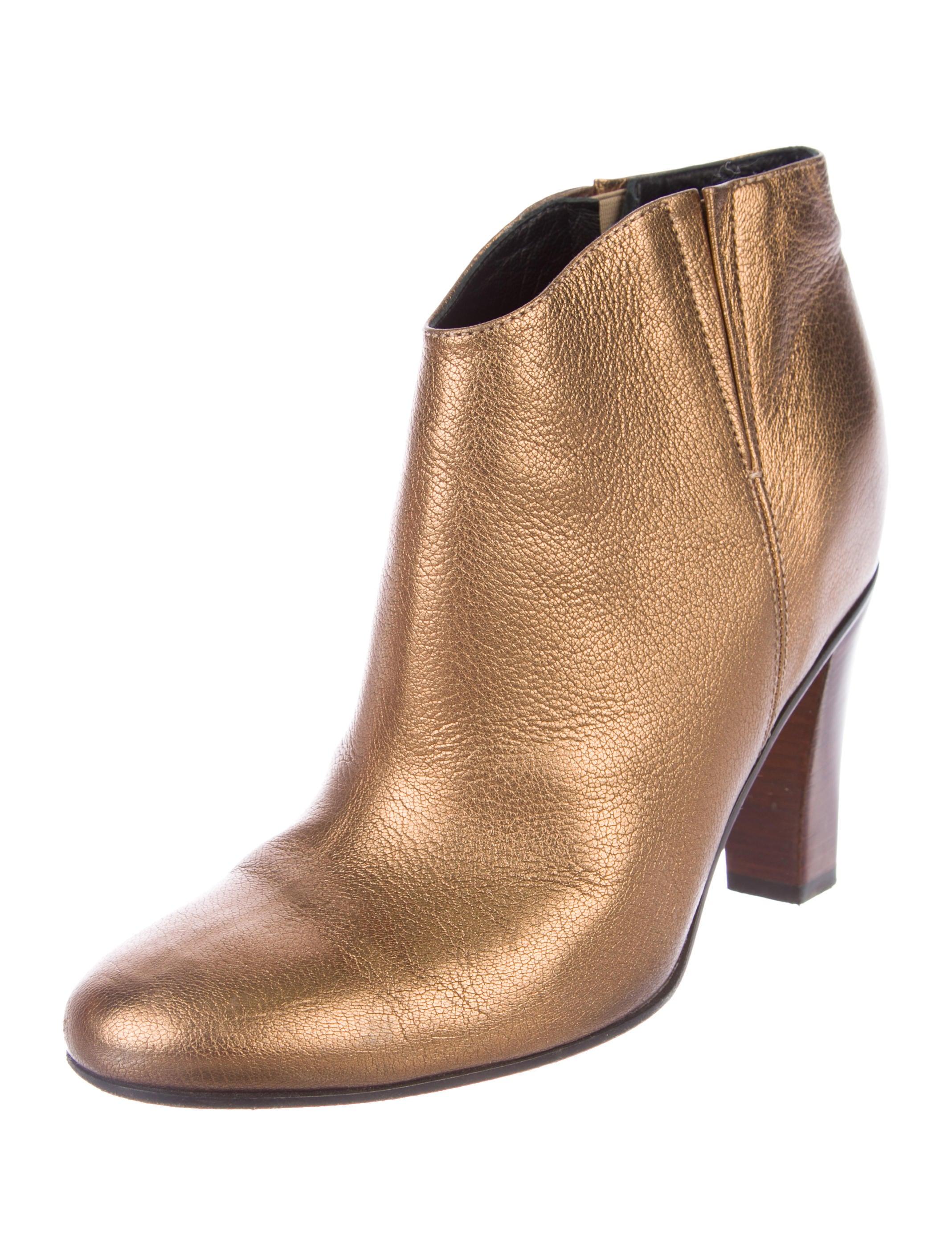 Golden Goose Jen Round-Toe Ankle Boots cheap sale 2014 unisex IhMiM7r