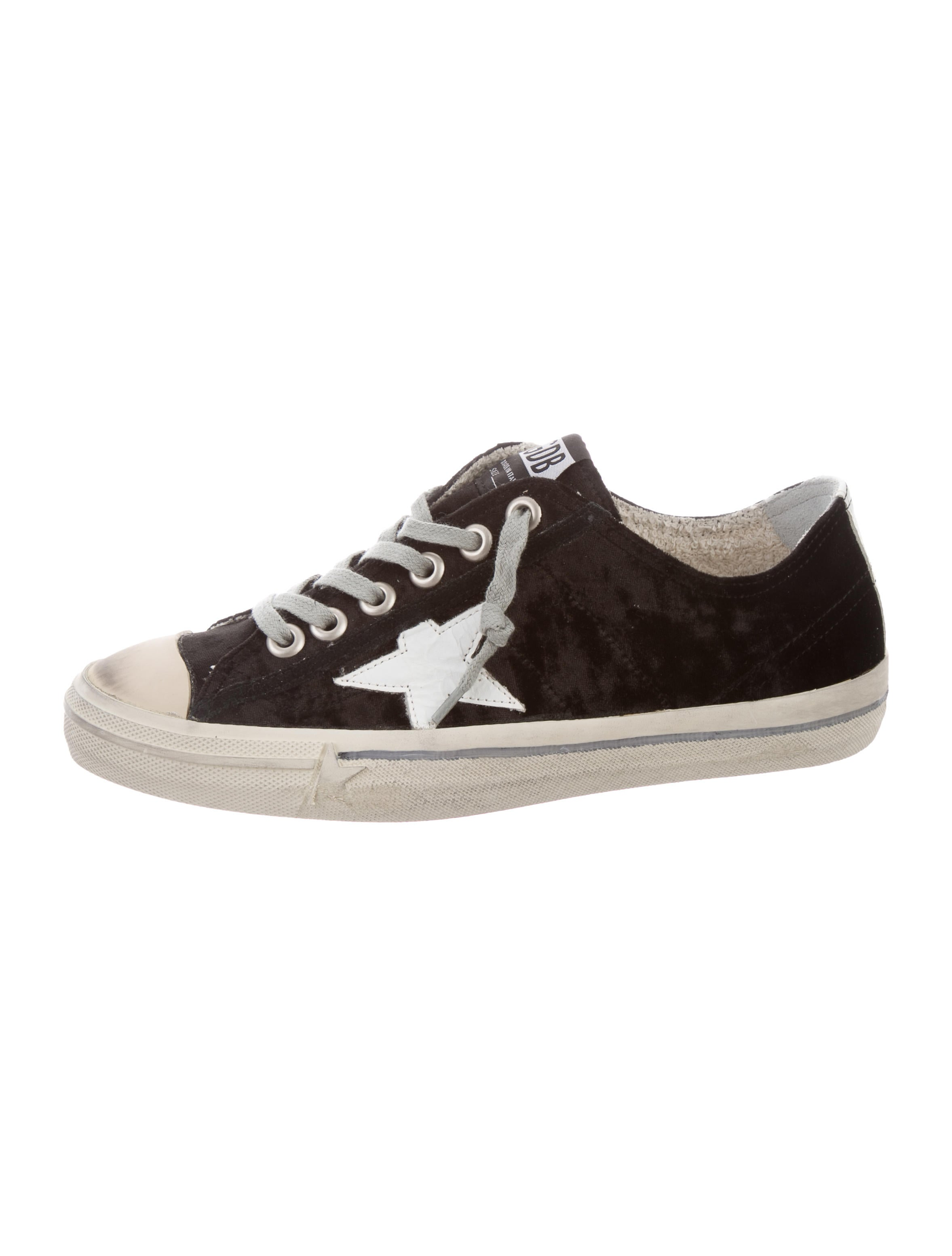 low price fee shipping cheap online Golden Goose Velvet Superstar Sneakers w/ Tags official for sale cheap with paypal clearance free shipping clearance store cheap price ycuKLMLlIh