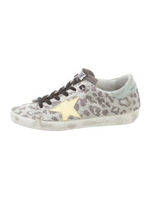 f03e062196a989 Golden Goose. Superstar Glitter Sneakers