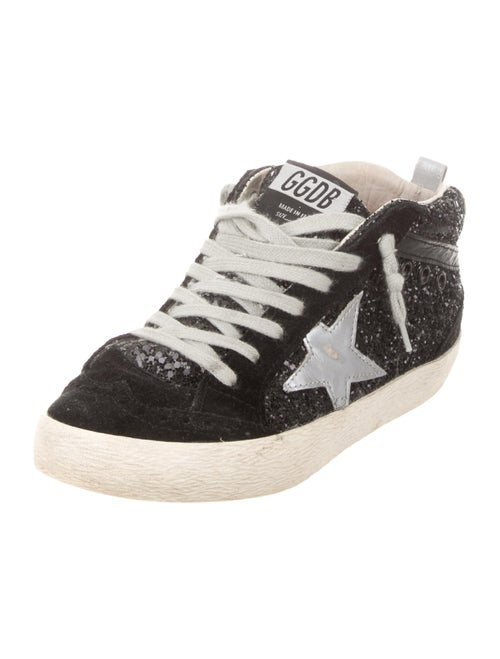 Mid Star High-Top Sneakers