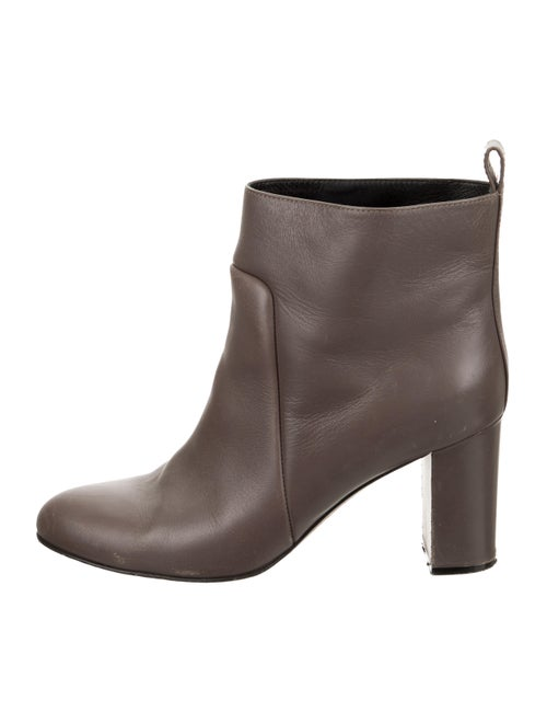 Golden Goose Leather Anna Boots