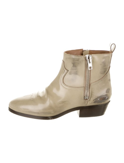 Golden Goose Boots Leather Boots