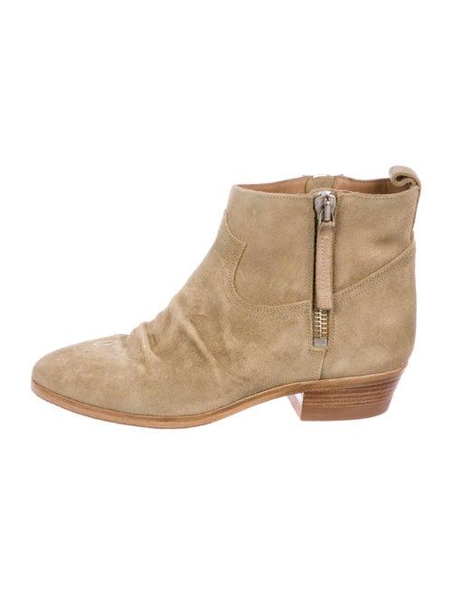 Golden Goose Suede Boots