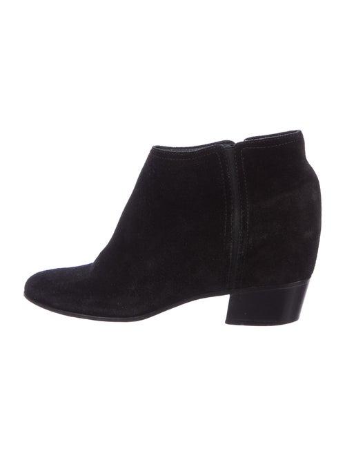 Golden Goose Siena Suede Boots Black