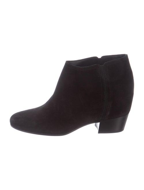 Golden Goose Sienna Suede Boots Black