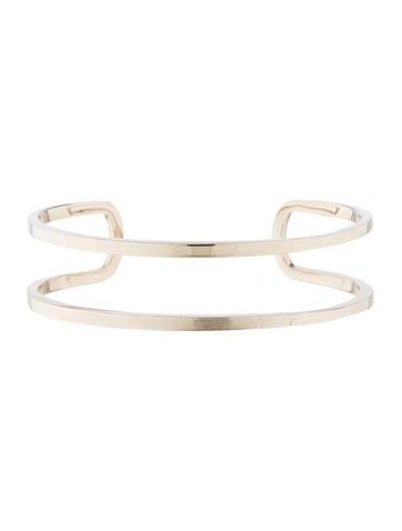 14K Open Cuff Bracelet
