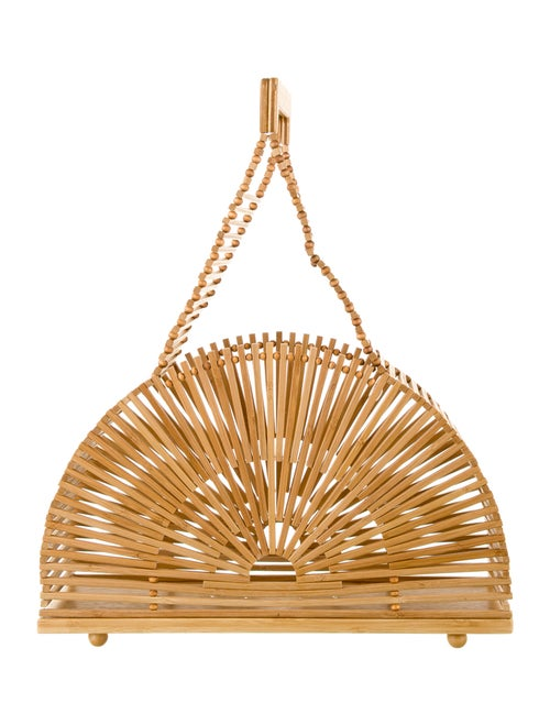 Cult Gaia Bamboo Cupola Bag
