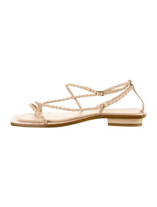 Cult Gaia Leather Sandals