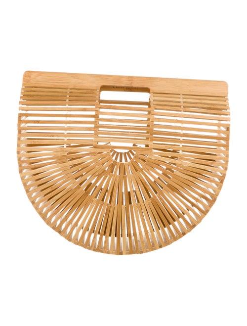 Cult Gaia Large Ark Bamboo Bag