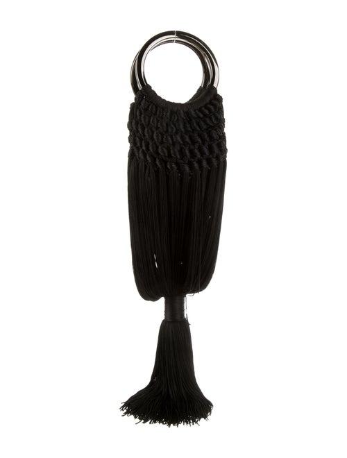 Cult Gaia Angelou Mini Bag Black