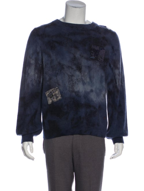 Galadriel Mattei Cashmere Patchwork Sweater w/ Tag