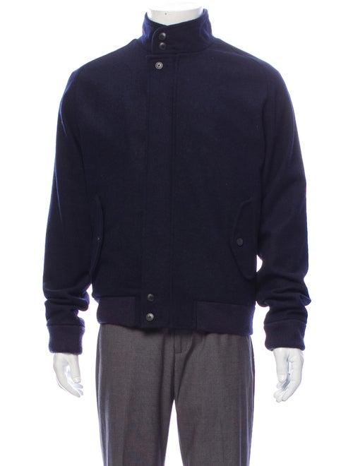 Gant Bomber Jacket Blue