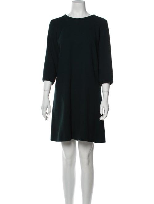 Goat Wool Mini Dress Wool