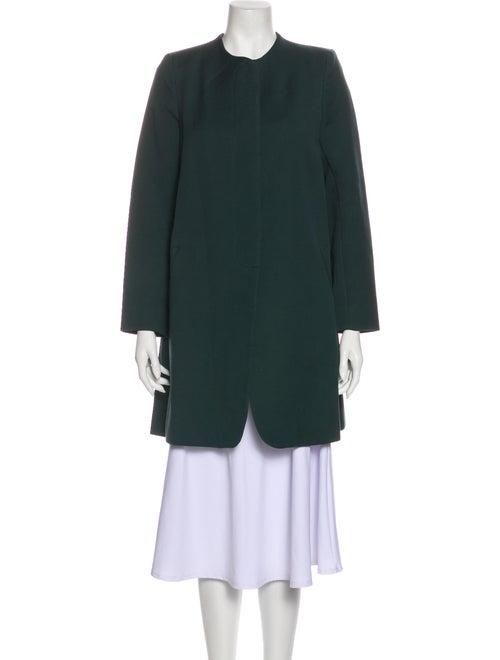Goat Coat Green