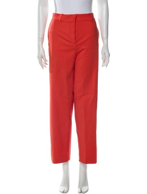 Goop G. Label Straight Leg Pants Orange