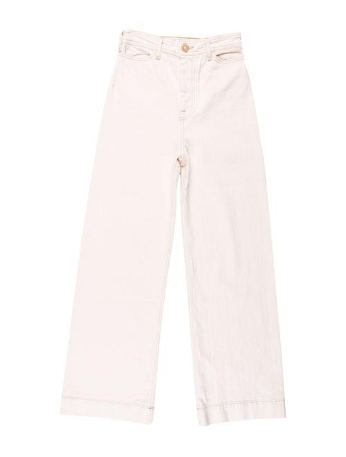 Goop G. Label High-Rise Wide Leg Jeans
