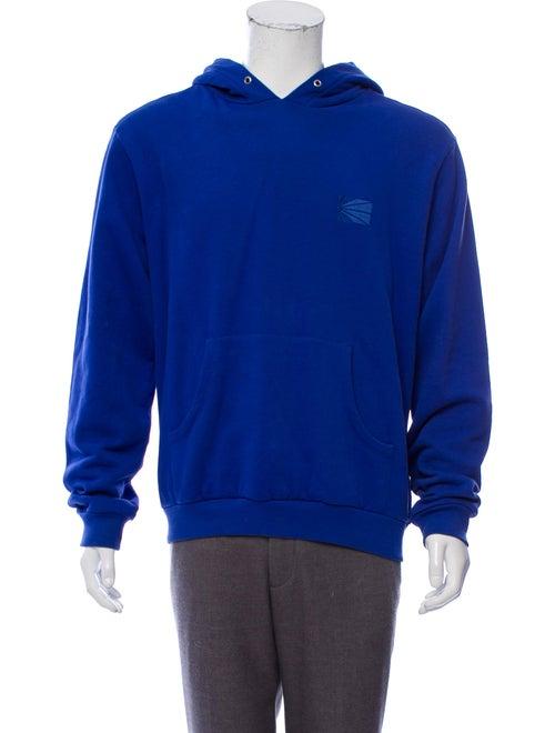 Gosha Rubchinskiy Pullover Hoodie blue