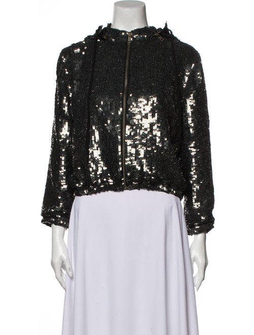 Gryphon Evening Jacket Silver