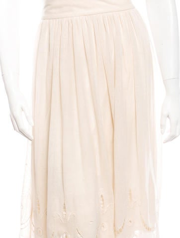 Maxi Skirt w/ Tags
