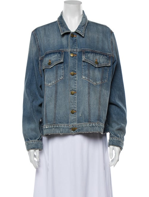 The Great Denim Jacket Denim