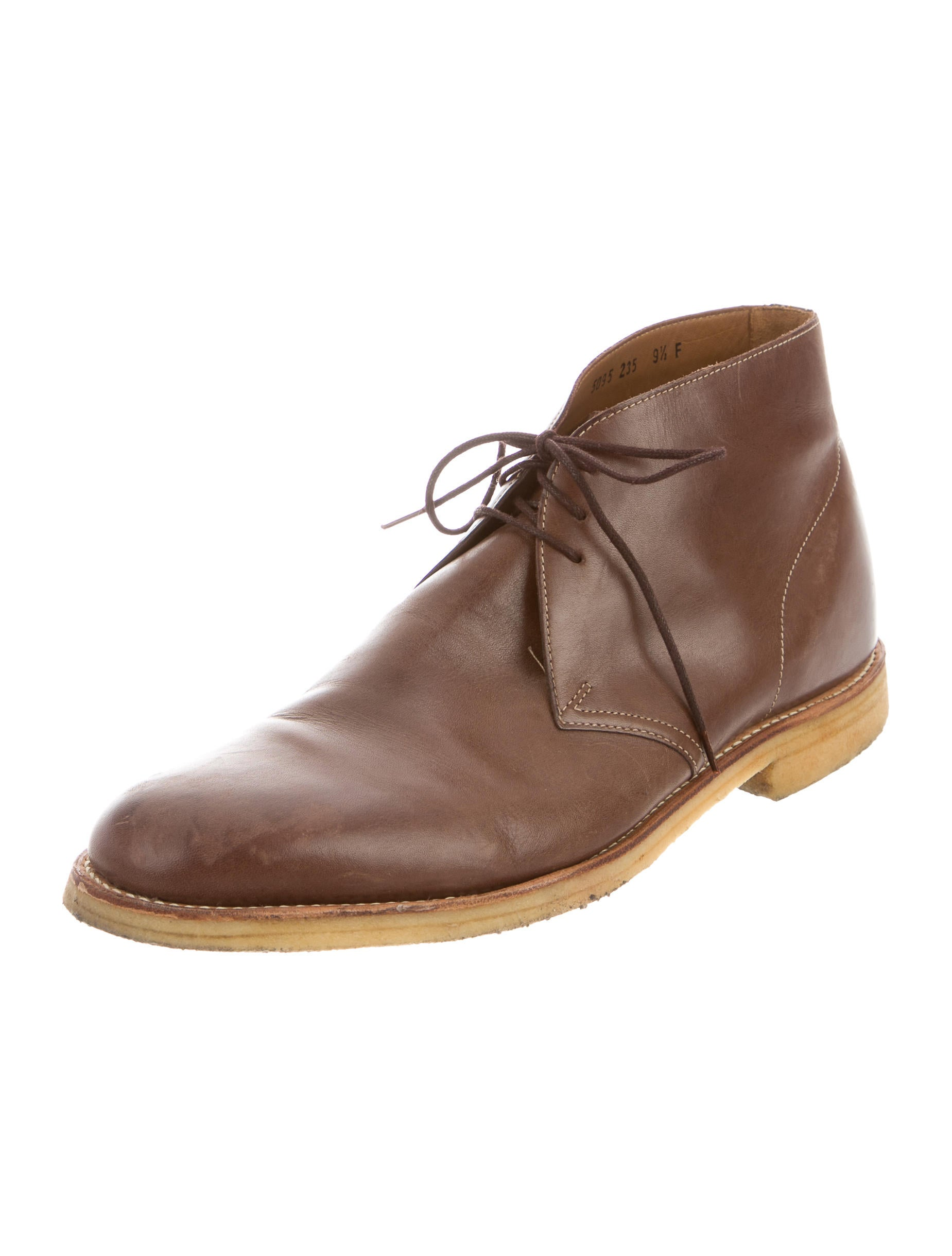 grenson leather desert boots shoes wgren20069 the