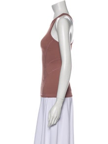 Goop G. Sport Scoop Neck Sleeveless Top