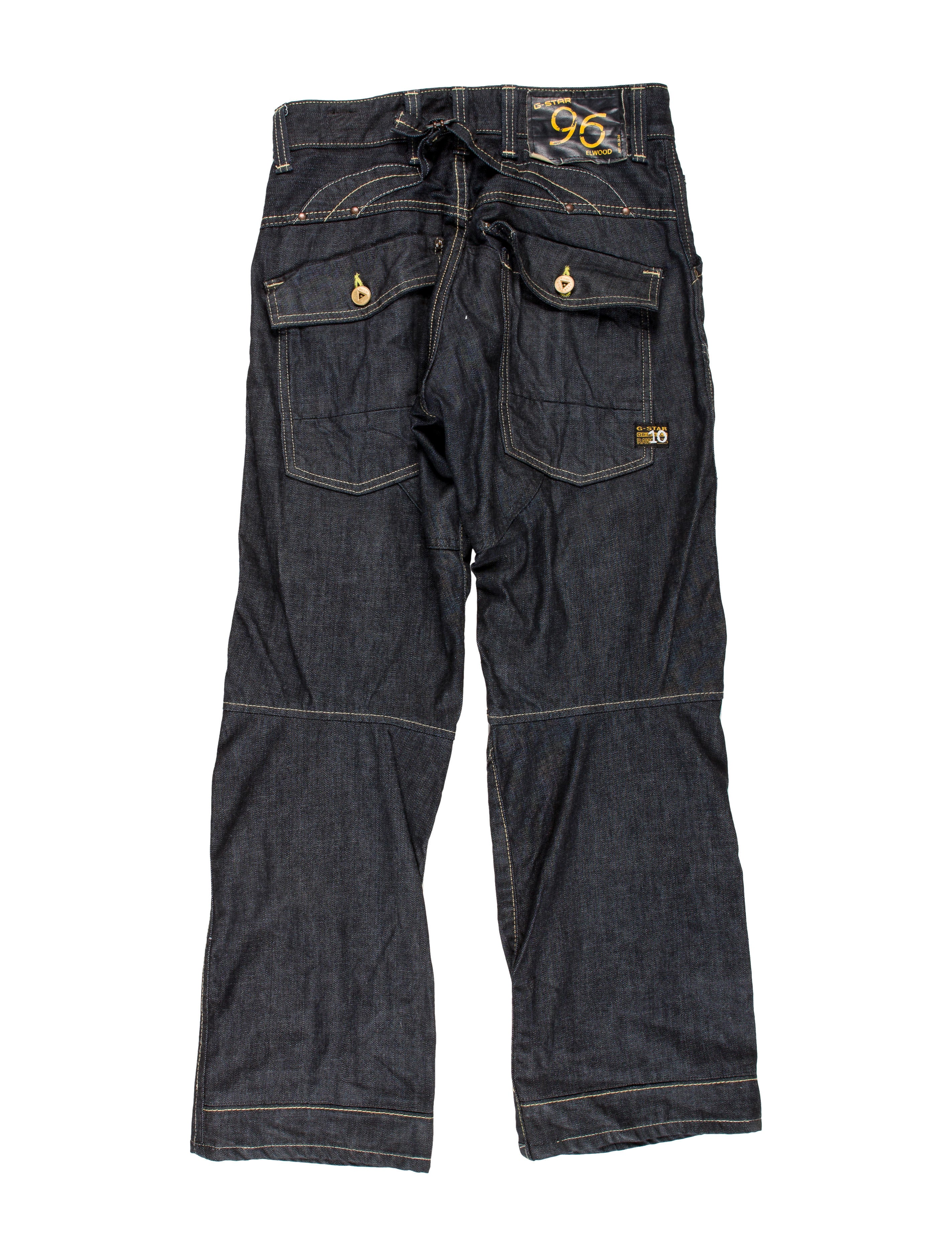 g star raw elwood 5620 jeans clothing wgsrw20050 the realreal. Black Bedroom Furniture Sets. Home Design Ideas
