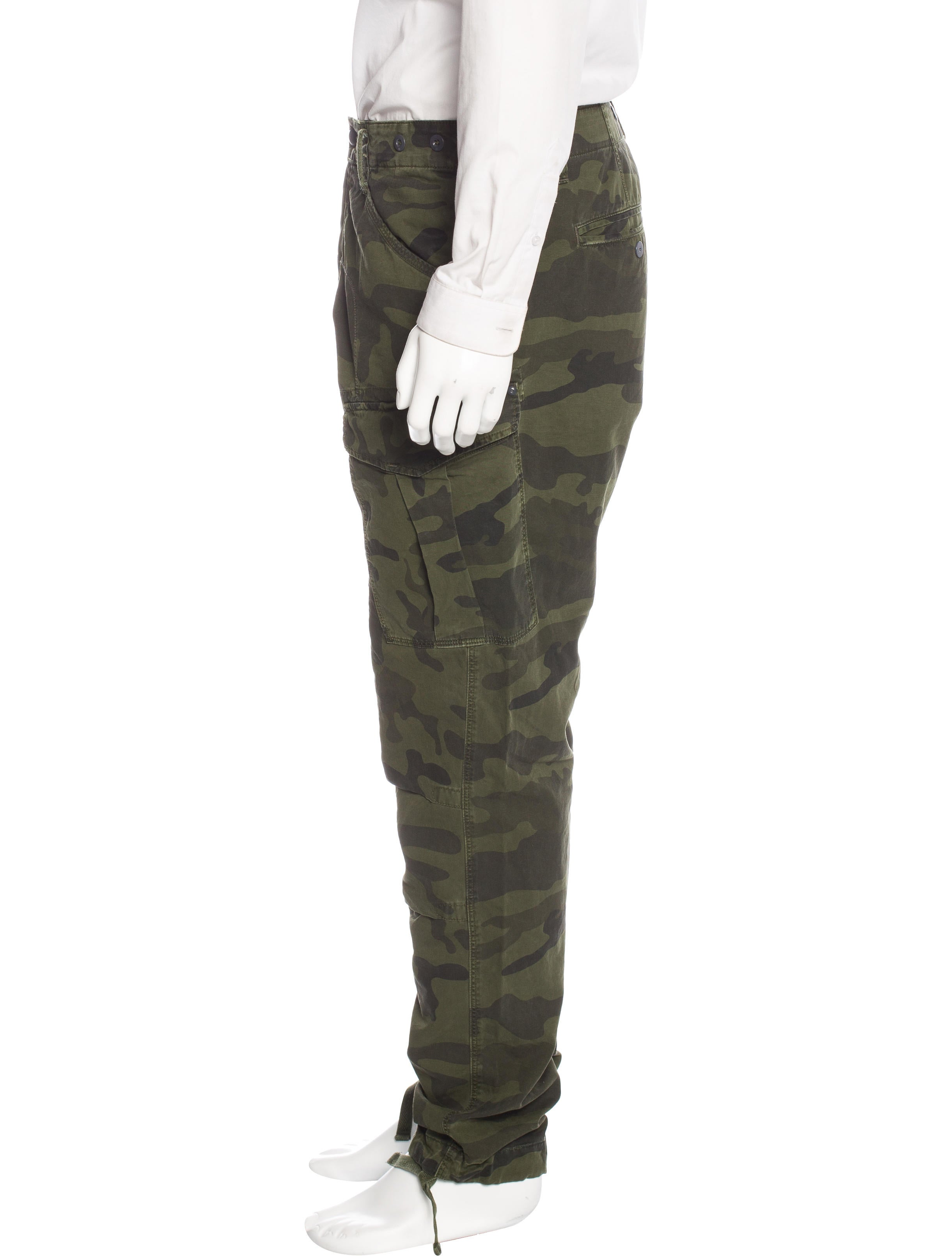 g star raw camouflage cargo pants clothing wgsrw20065 the realreal. Black Bedroom Furniture Sets. Home Design Ideas