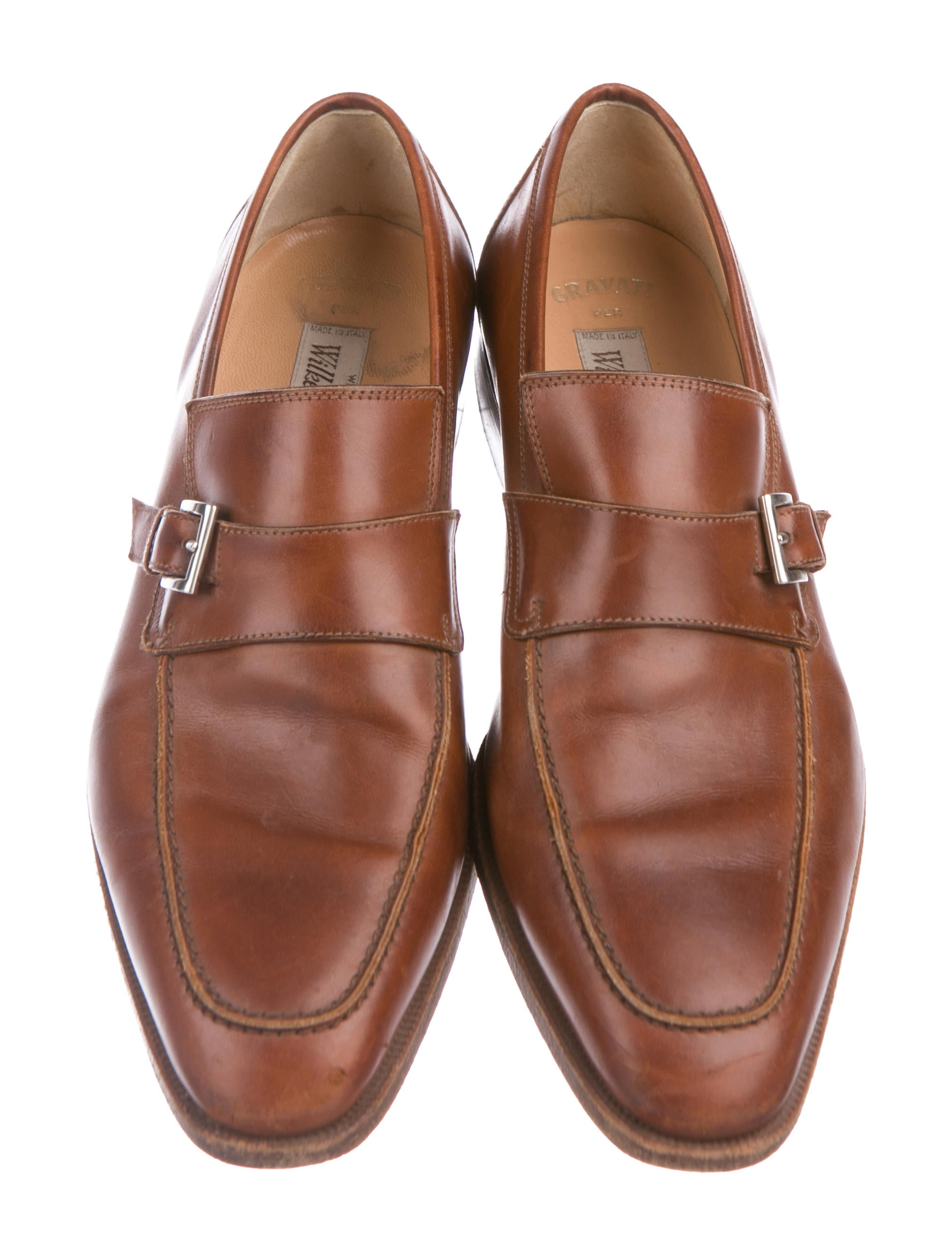 Gravati for Wilkes Bashford Leather Loafers Shoes