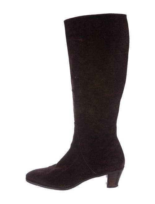 Gravati Suede Knee-High Boots