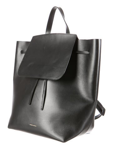 Smooth Leather Backpack