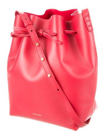 Calf Bucket Bag