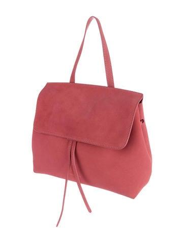 Mini Suede Lady Bag