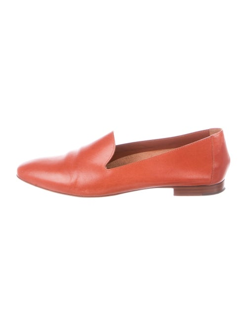 8273d50c3f4 Mansur Gavriel Leather Venetian Loafers - Shoes - WGY23009