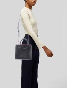 Mansur Gavriel Leather Mini Sun Bag