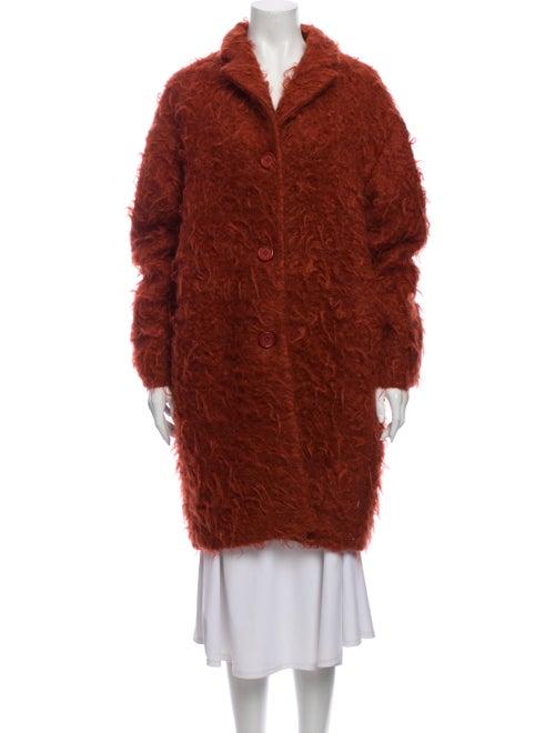 Mansur Gavriel Coat w/ Tags Red