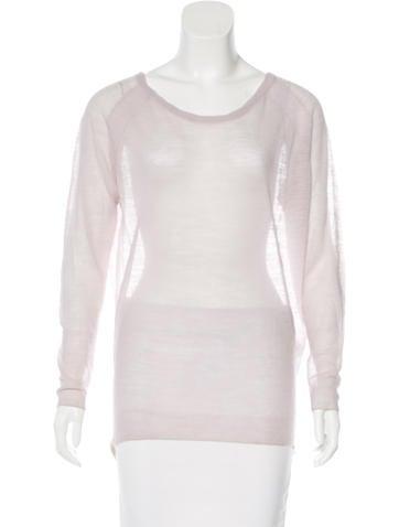 Humanoid Wool Long Sleeve Top None