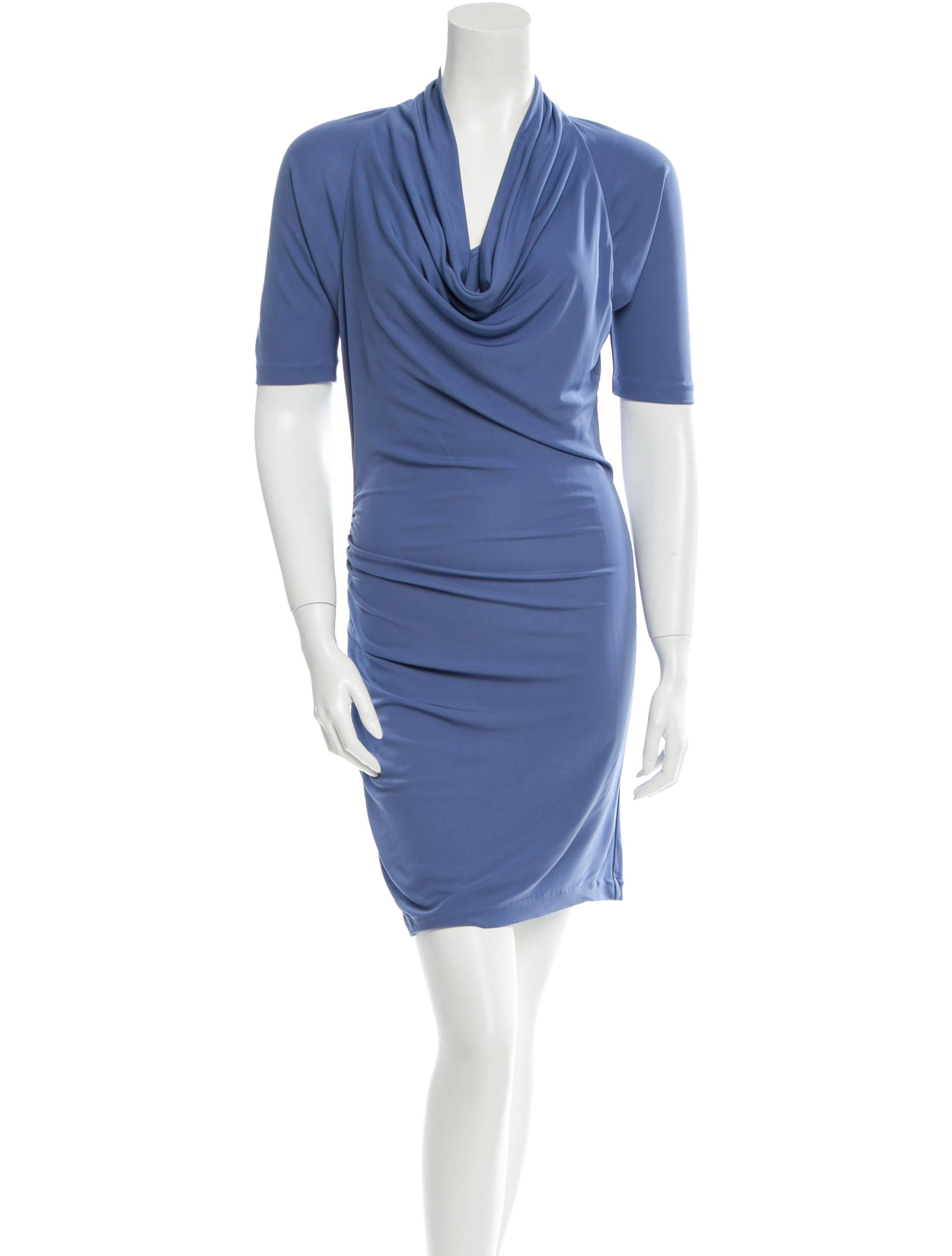 Halston heritage dress w tags clothing wh121970 the for Halston heritage shirt dress