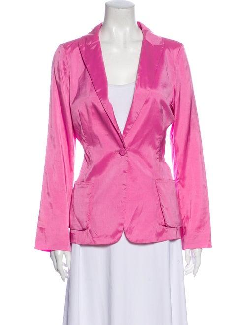 Halston Heritage Blazer Pink