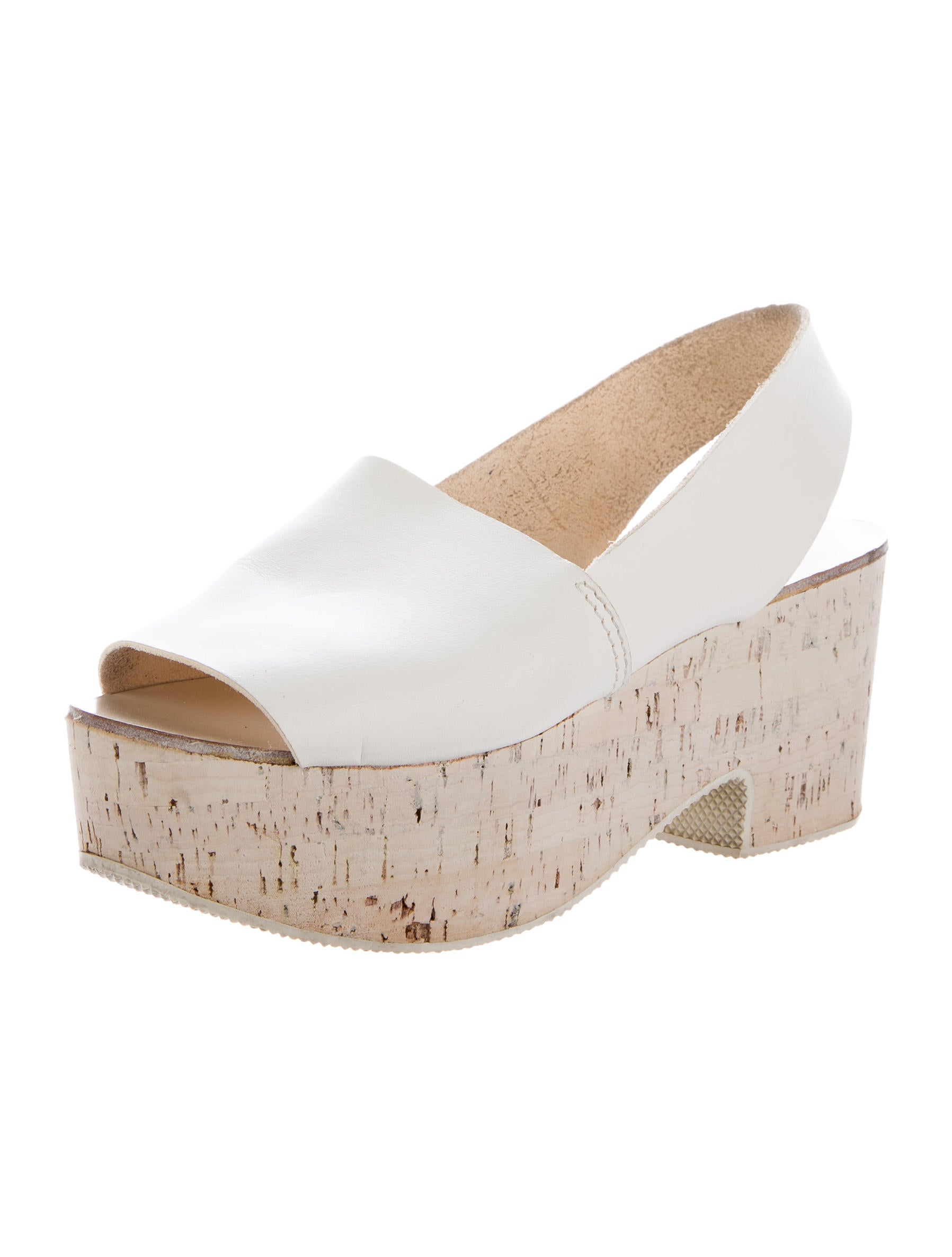 Hache Cork Platform Sandals looking for sale online Inexpensive clearance low shipping fee clearance footaction DT2PCGVHjx
