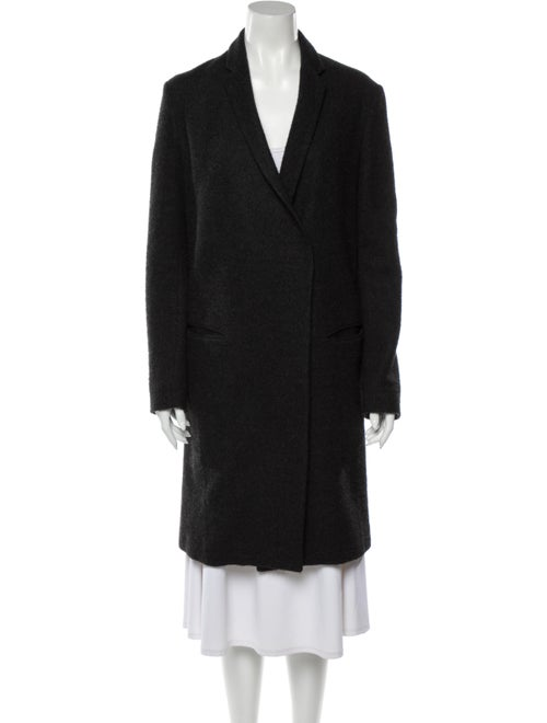 Hache Wool Coat Wool