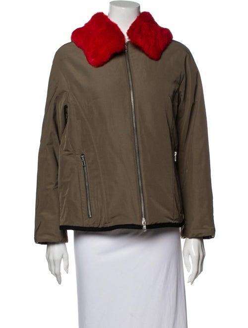 Hache Jacket Green