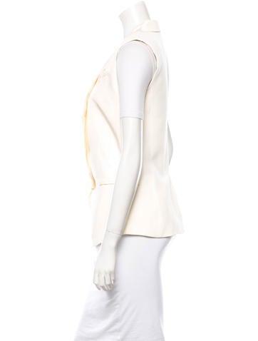 Silk Vest w/ Tags