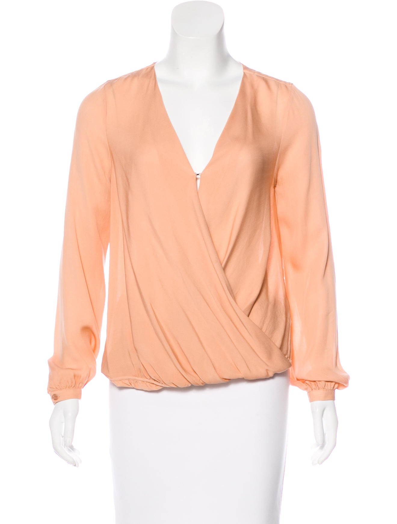 Ladies Silk Long Sleeve Blouses now is available at nirtsnom.tk, buy now with and get a great discount, choose our fast delivery option and you will receive it in 7 days. Make nirtsnom.tk your one-stop online retailer.