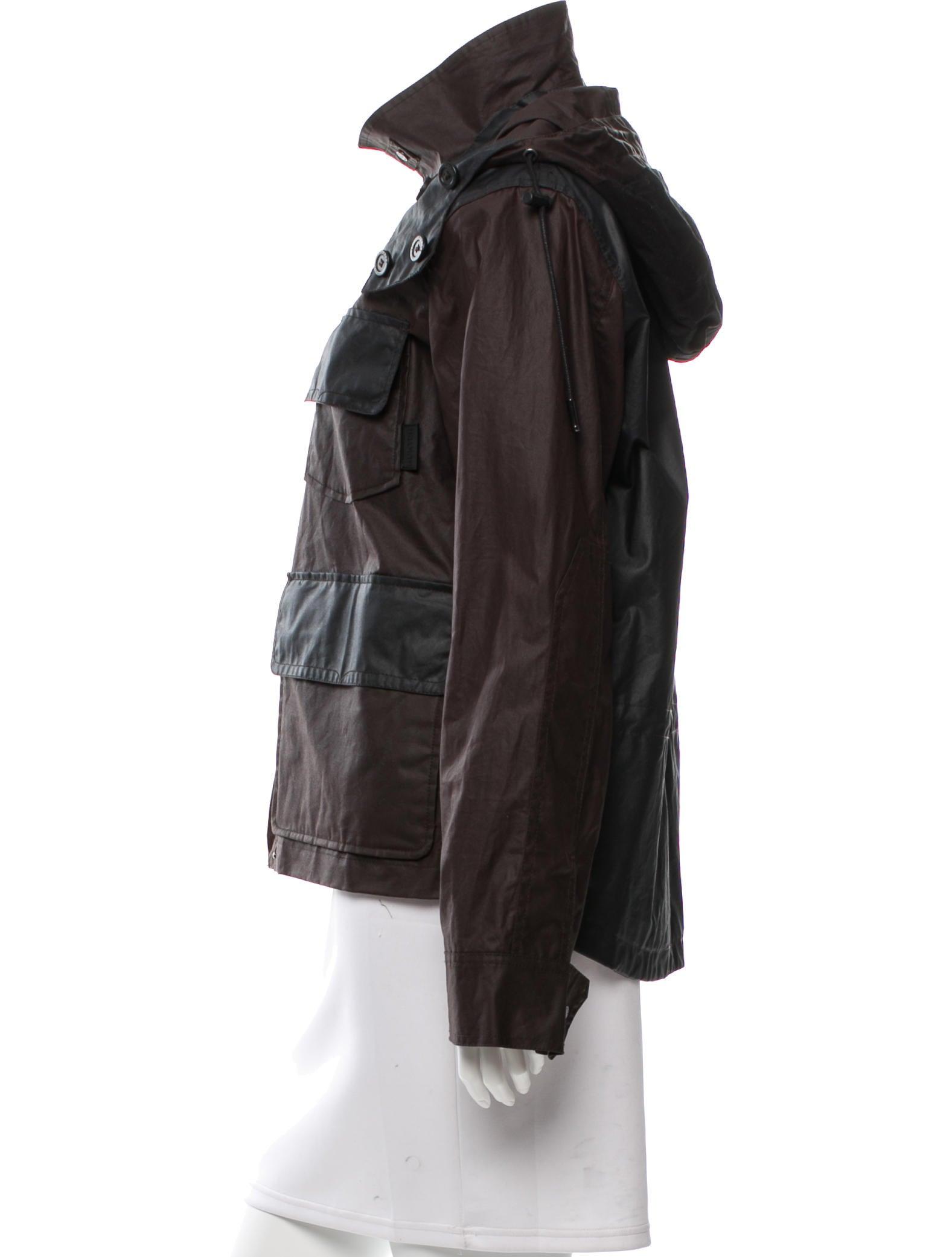 Utility Jacket Jackets And Nike: Hunter Hooded Utility Jacket - Clothing - WH821046