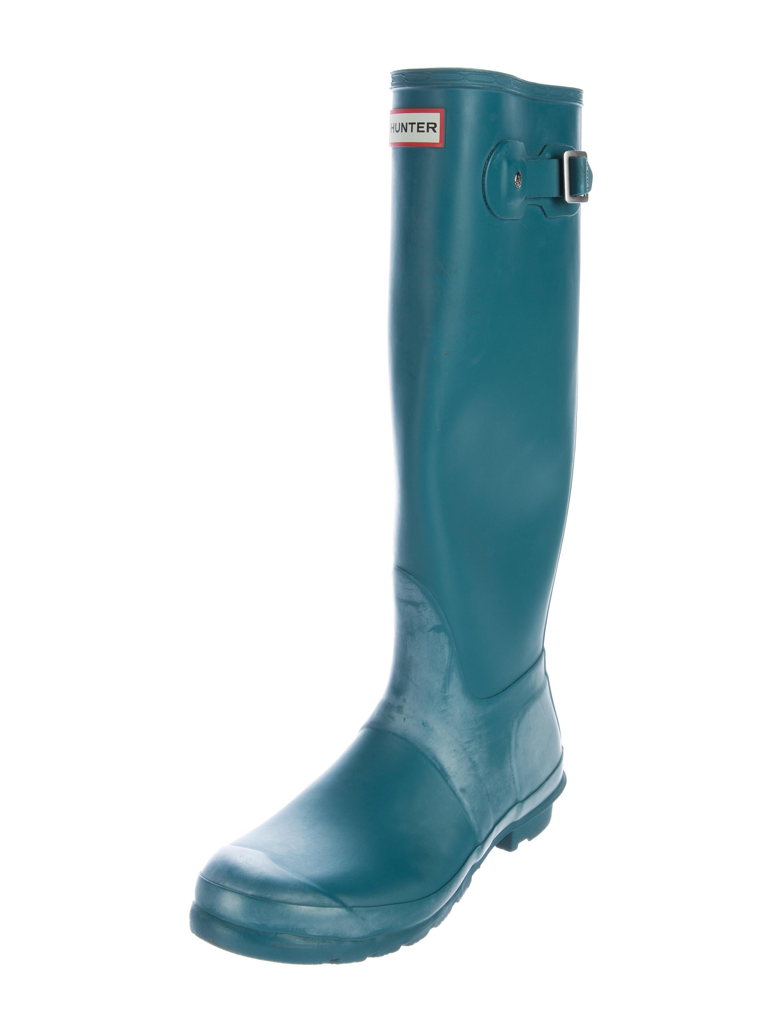 Rubber rain shoe: Target.
