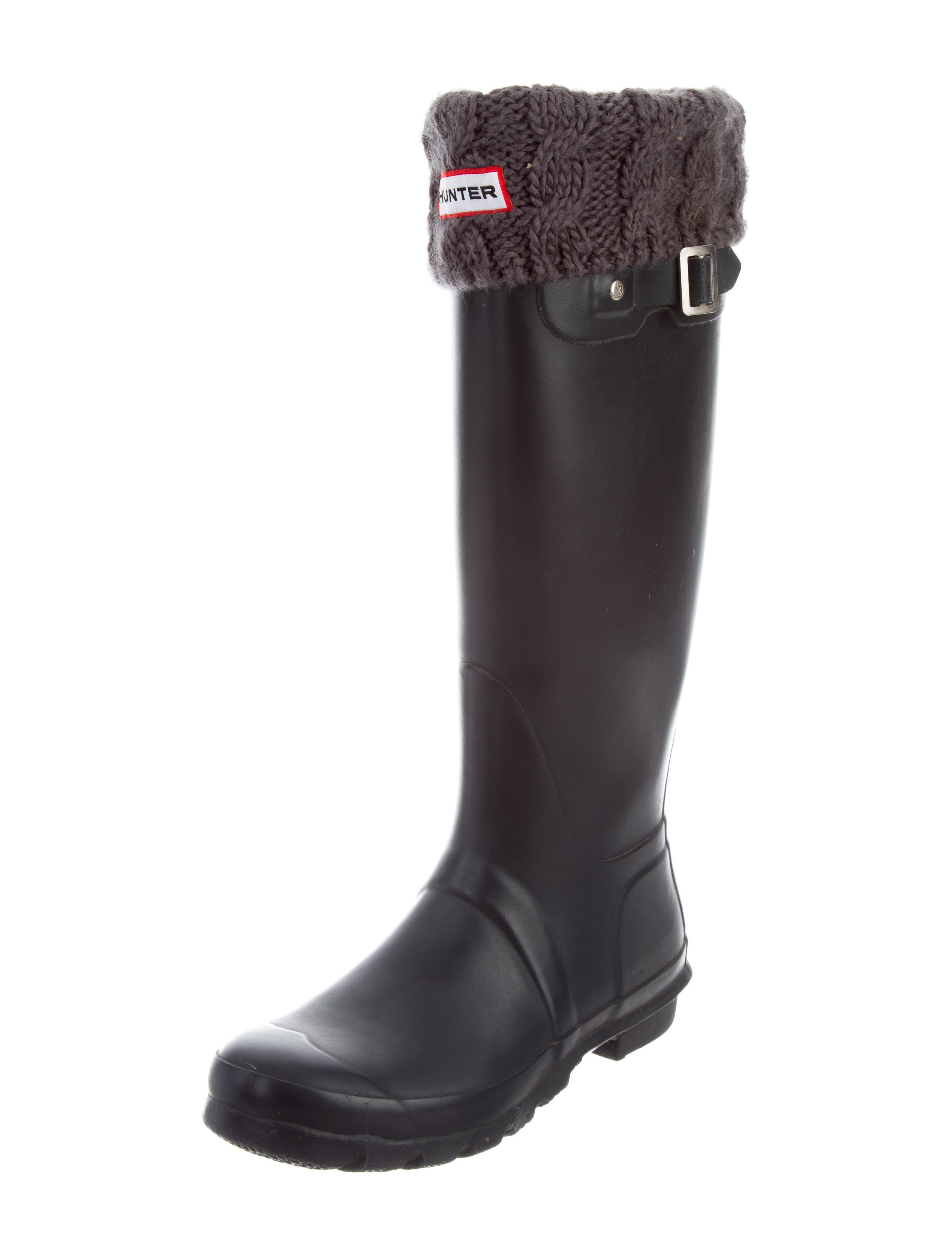 rubber boots shoes wh822094 the realreal