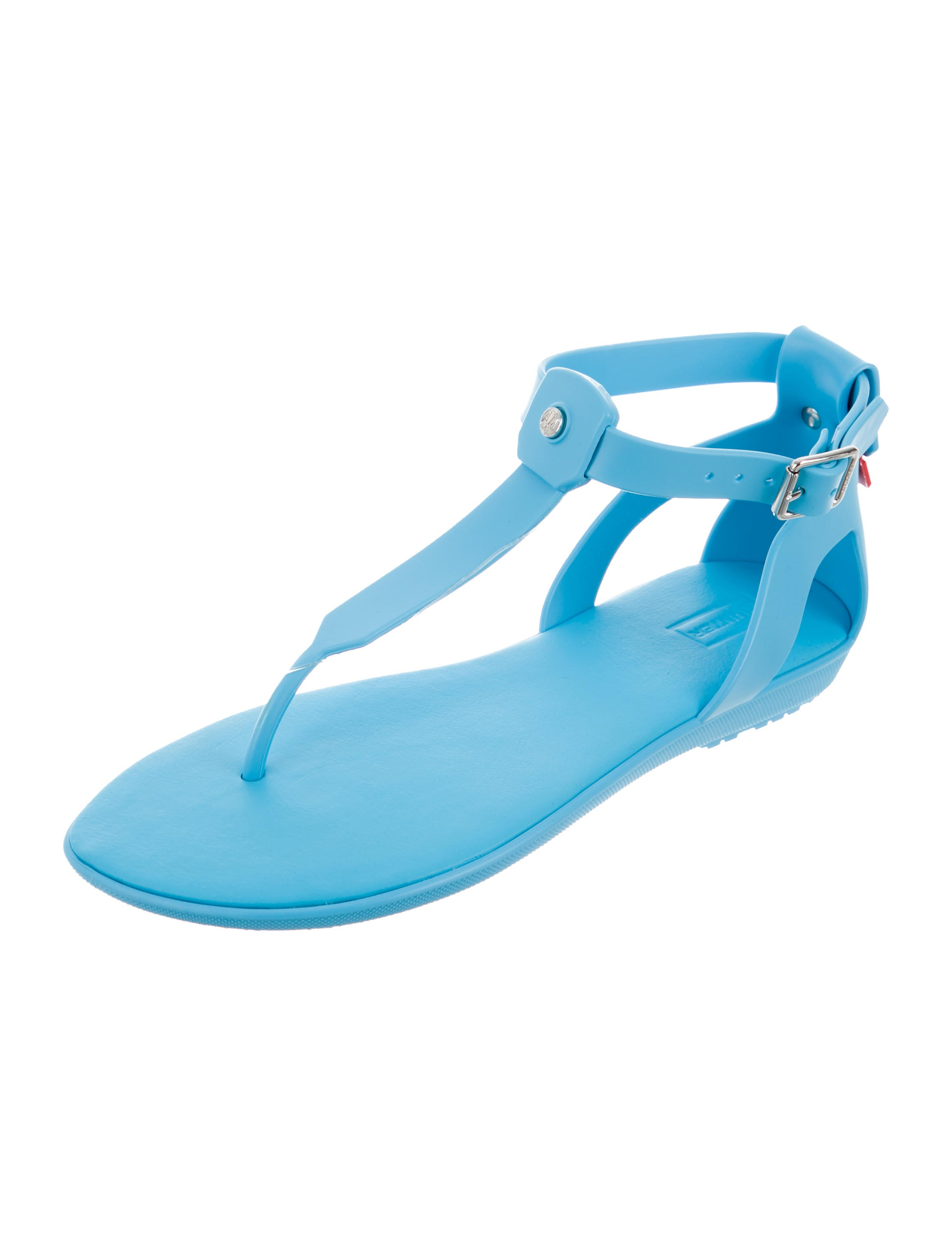 Hunter Thong Jelly Sandals w/ Tags cheap pre order buy cheap best sale pick a best cheap online huge surprise purchase for sale 5bof9b